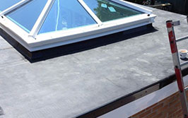Flat roofs Exeter 3